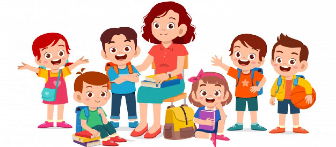 happy-cute-kids-smile-with-teacher-together_97632-1534